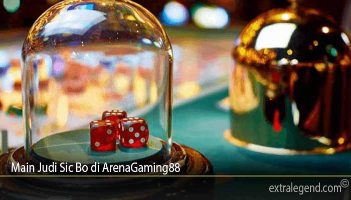 Main Judi Sic Bo di ArenaGaming88