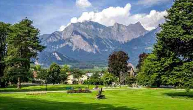 Traveling Hemat ke Swiss